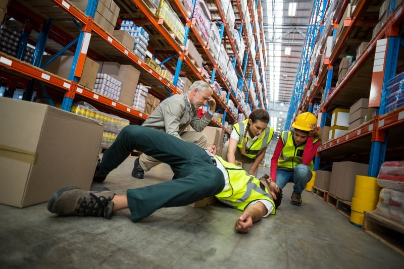 Warehouse Injuries San Diego