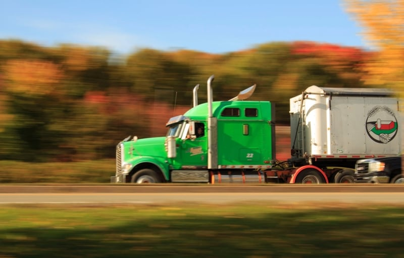 California Workers' Compensation Rates for Truck Drivers