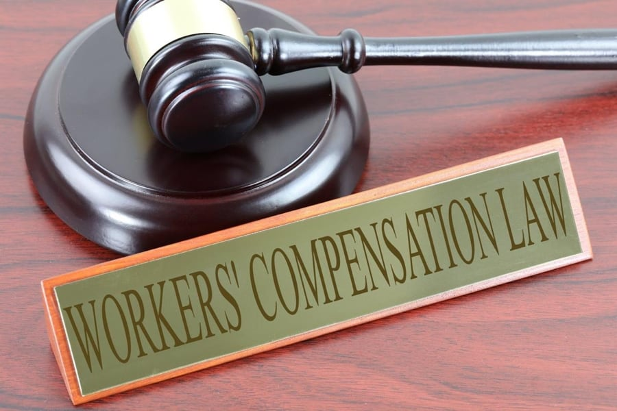 Attribution: Workers Compensation Law by  CC BY-SA 3.0   Nick Youngson  /  Alpha Stock Images
