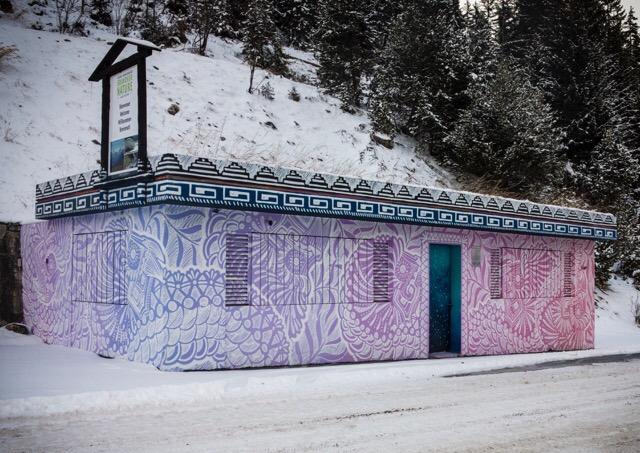 Vision Art Festival, Crans-Montana, Switzerland