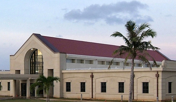 MEDICAL CLINIC ADDITION / ALTERATION  Andersen Air Force Base Guam