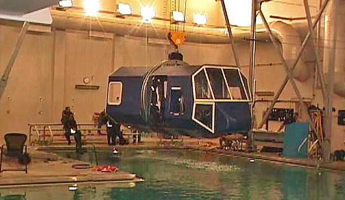 AIRCREW WATER SURVIVAL TRAINING FACILITY   Pensacola, FL