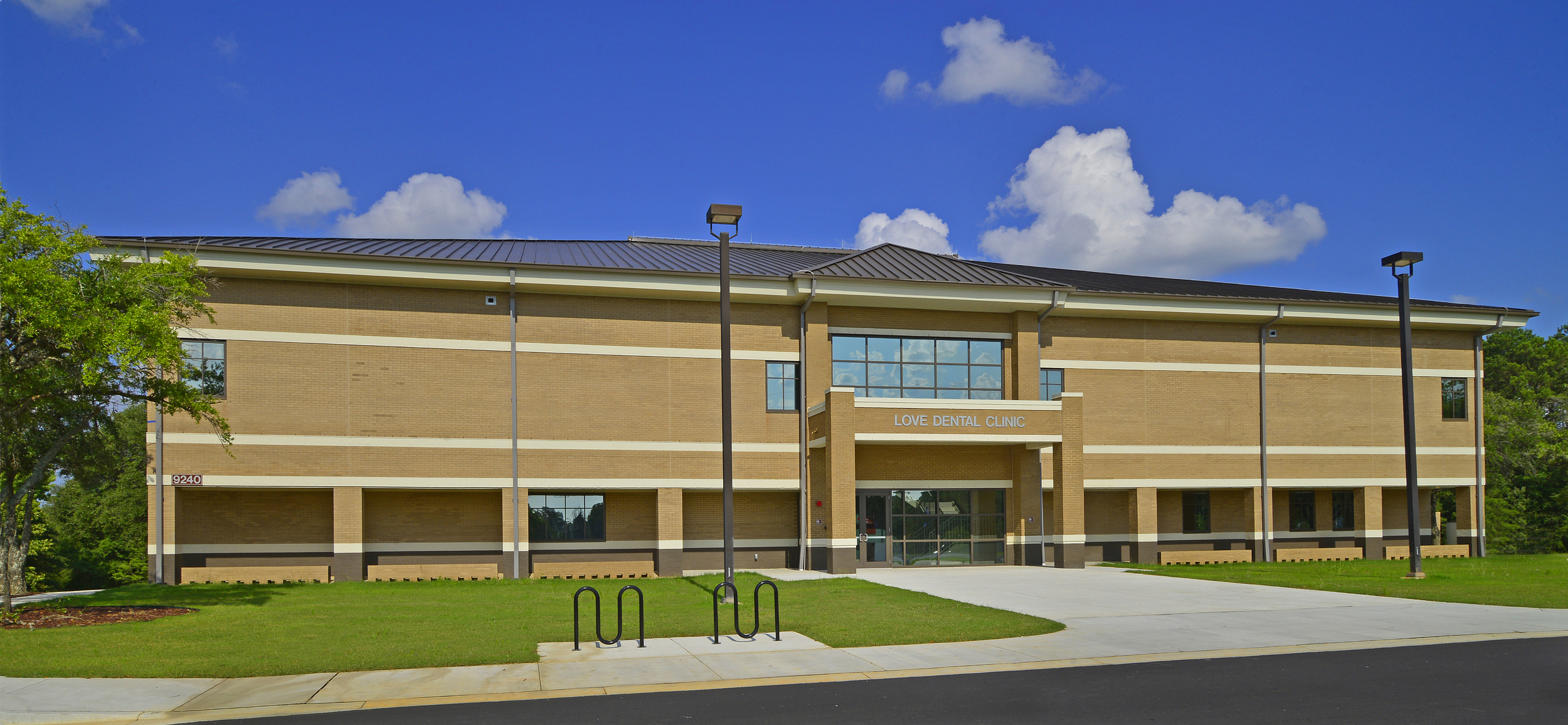LOVE DENTAL CLINIC, BUILDING 9240   Ft. Benning, GA