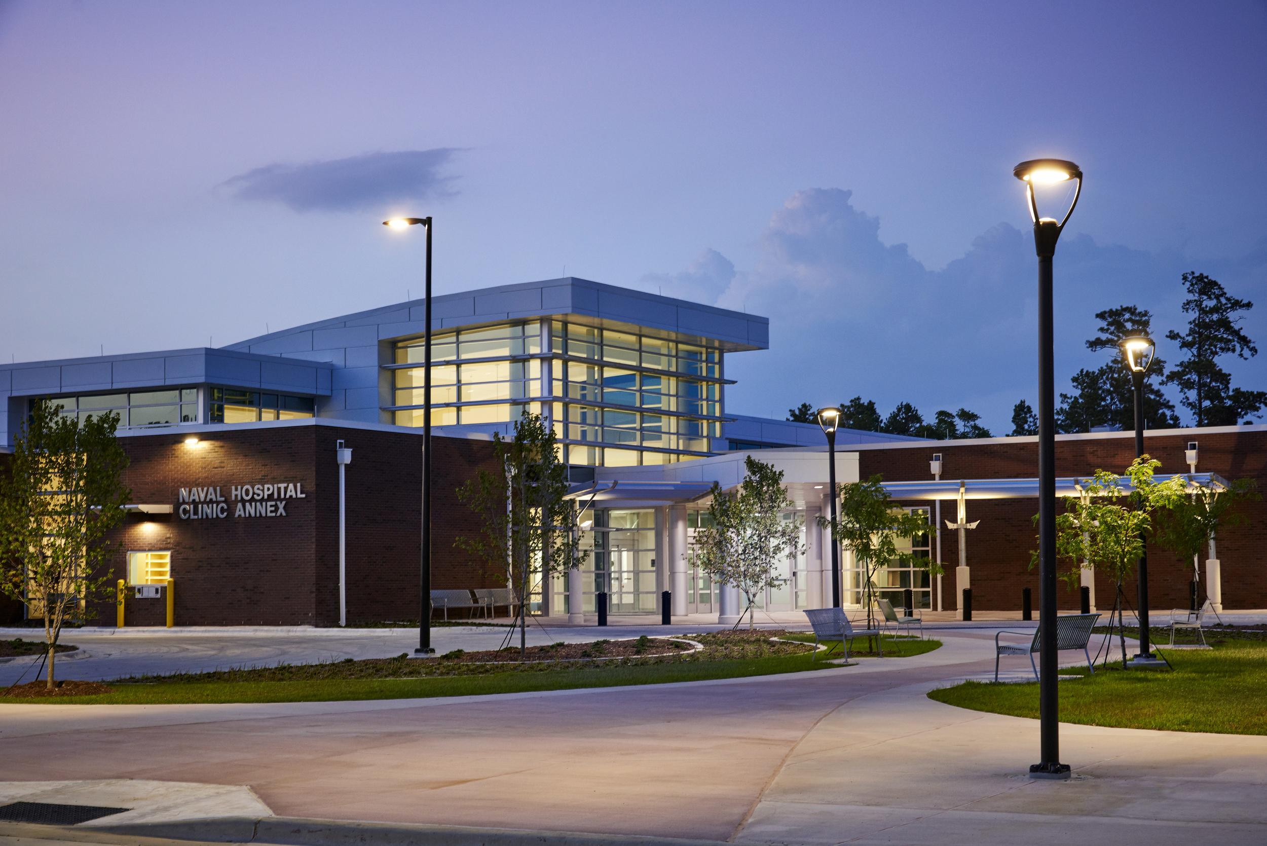 MEDICAL CLINIC REPLACEMENT   Camp Lejeune, NC