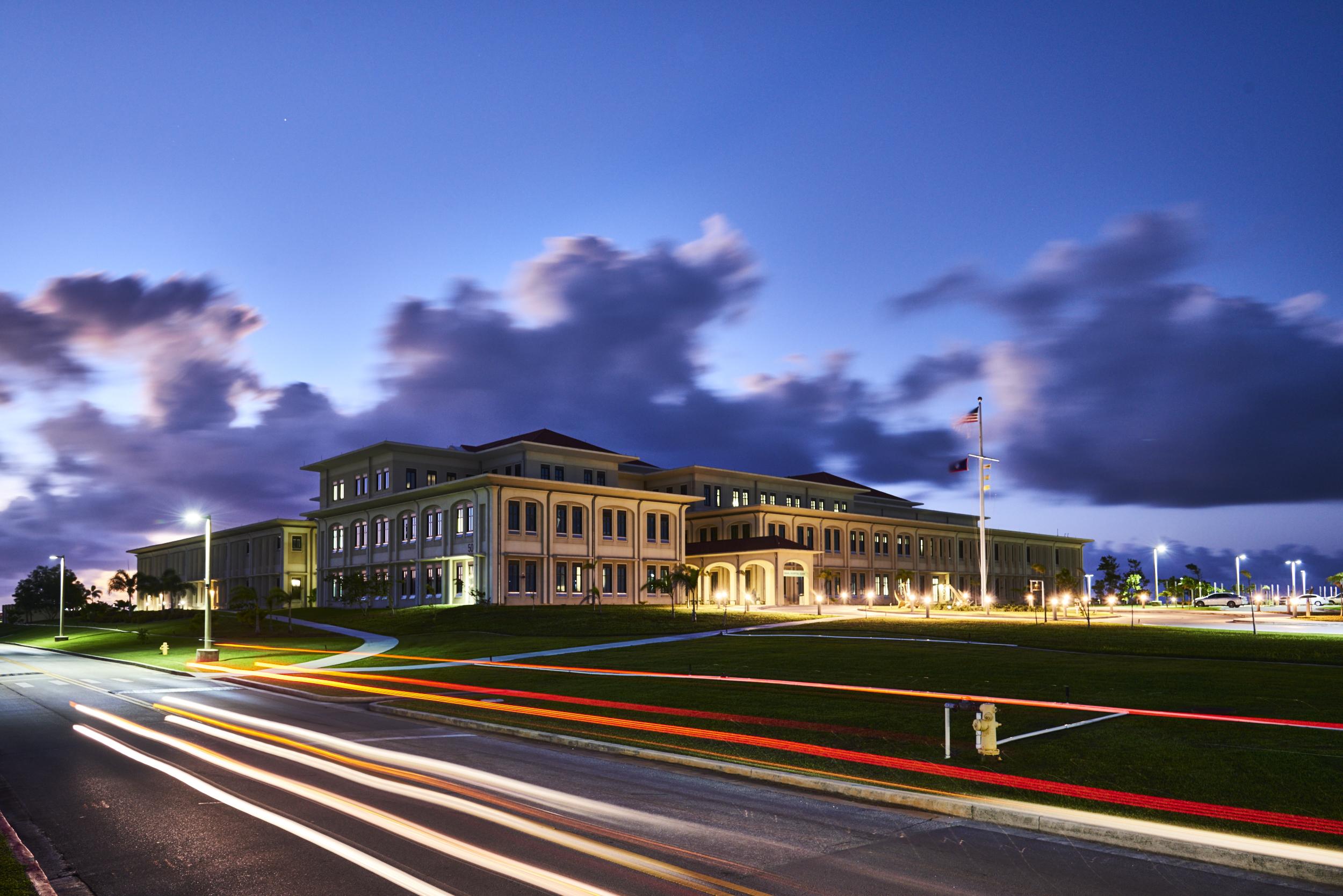 HOSPITAL REPLACEMENT    U. S. Naval Hospital  Guam