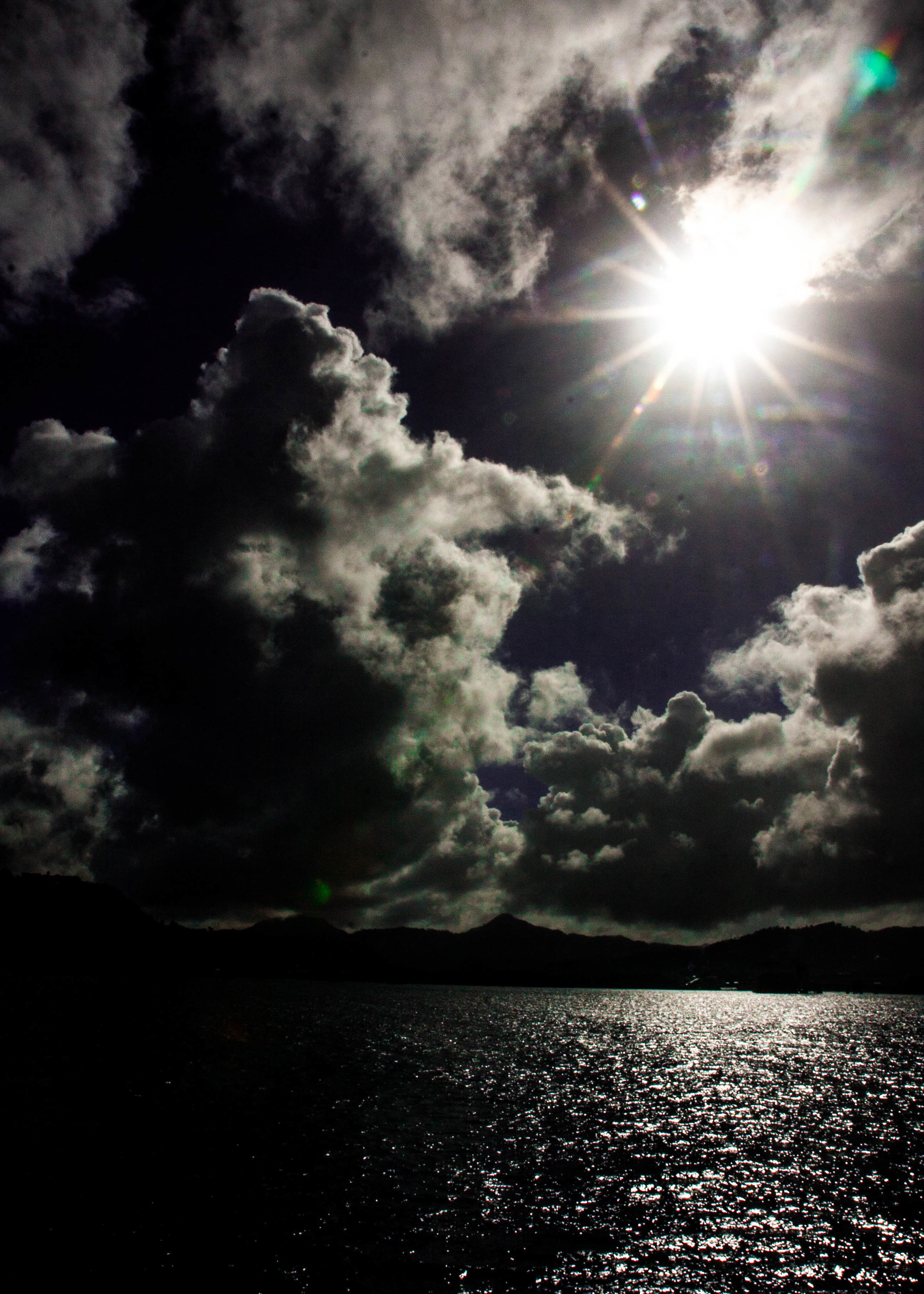A land with a midnight sun?