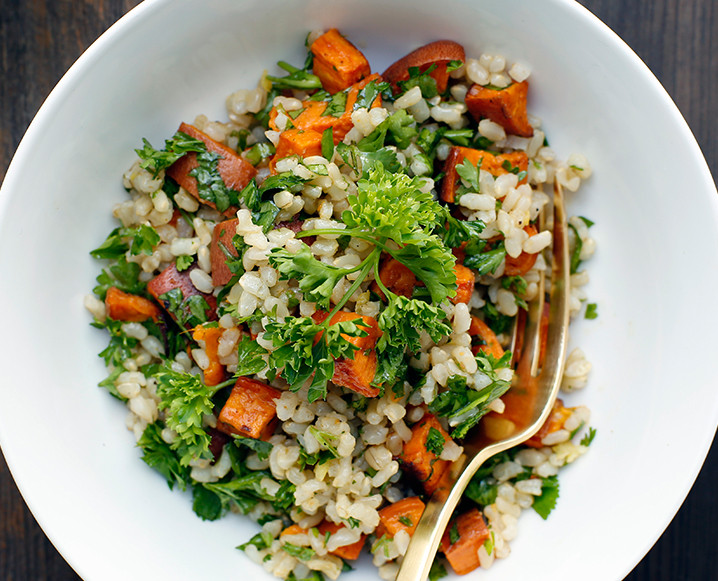 TCM - Cleansing Salad