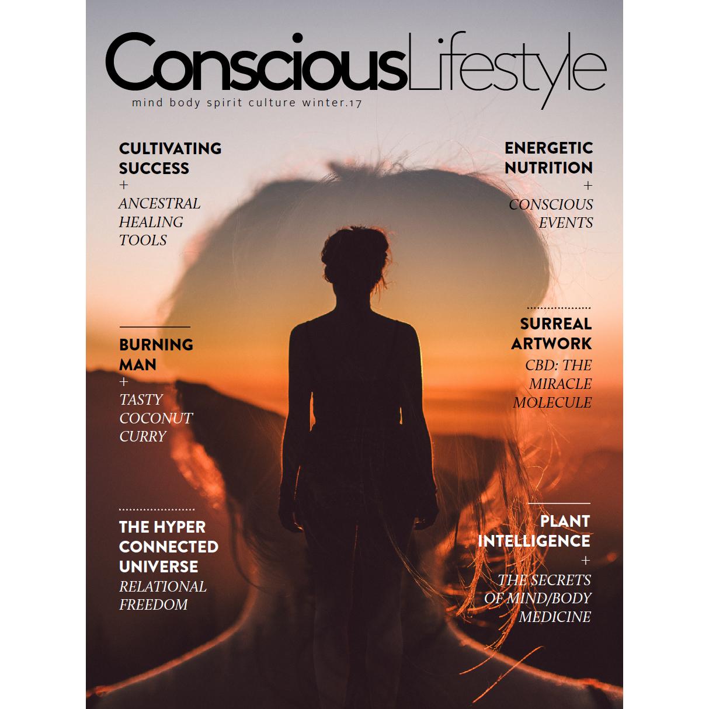Conscious Lifestyle Magazine