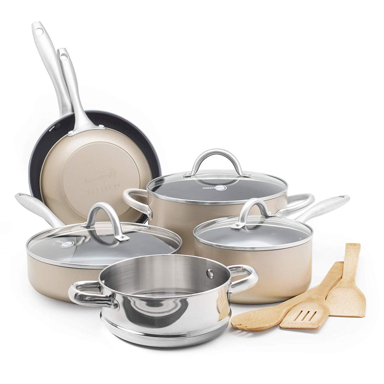 Bronze Eco Cookware