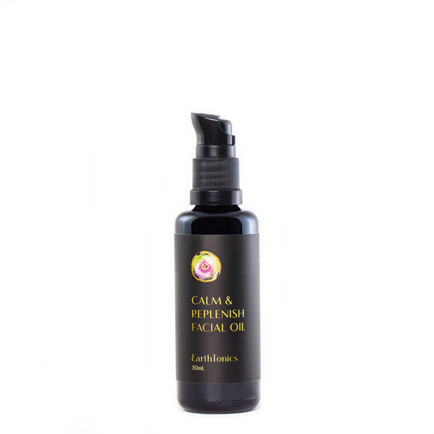 Calming Facial Oil