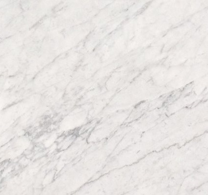 Italian White Carrara (Polished or Honed)