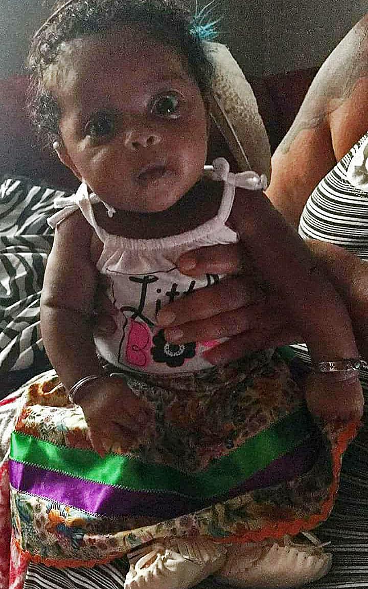 Baby Ribbon Skirt