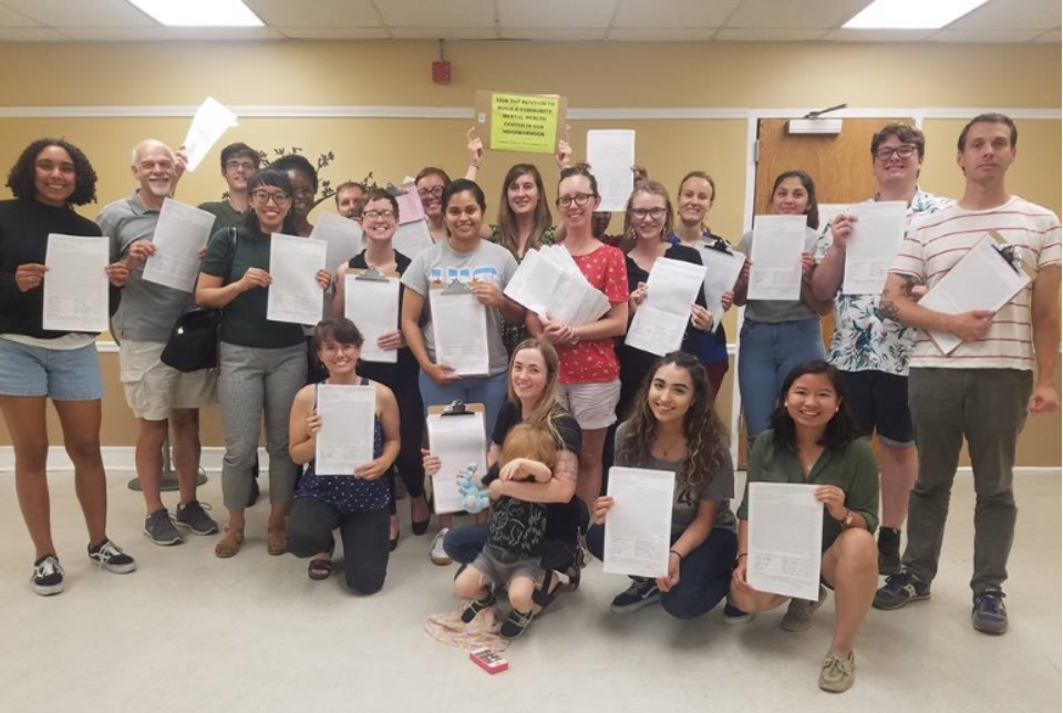 Logan Square, Avondale, and Hermosa residents gathered 8,800 signatures from registered voters to place the necessary referendum questions on the November 2018 ballot.