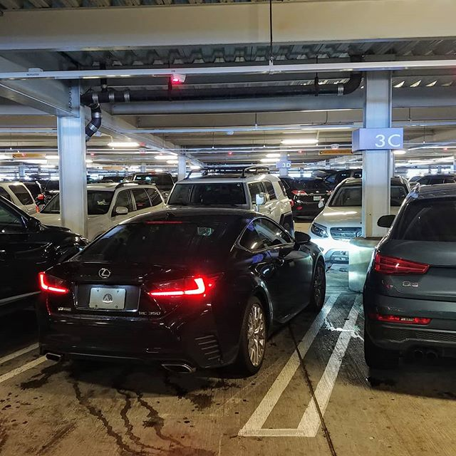 Day trip to #LA  #Lexus #rc350 #Fsport #insurance #travelblogger