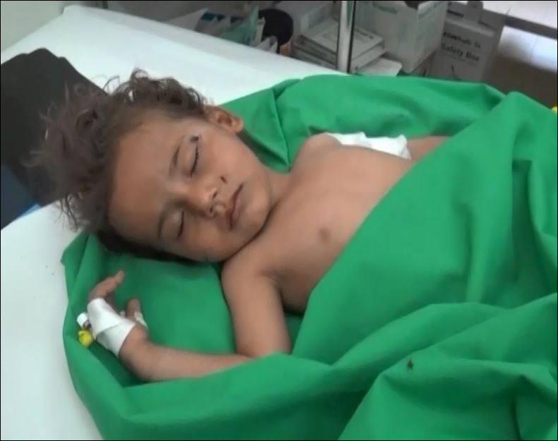 Saada, Yemen  8 June 2015