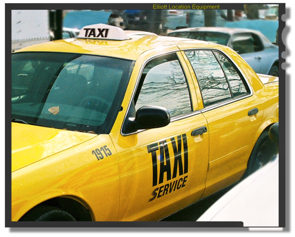 Taxi - Cab - Picture Cars — Elliott Location Equipment