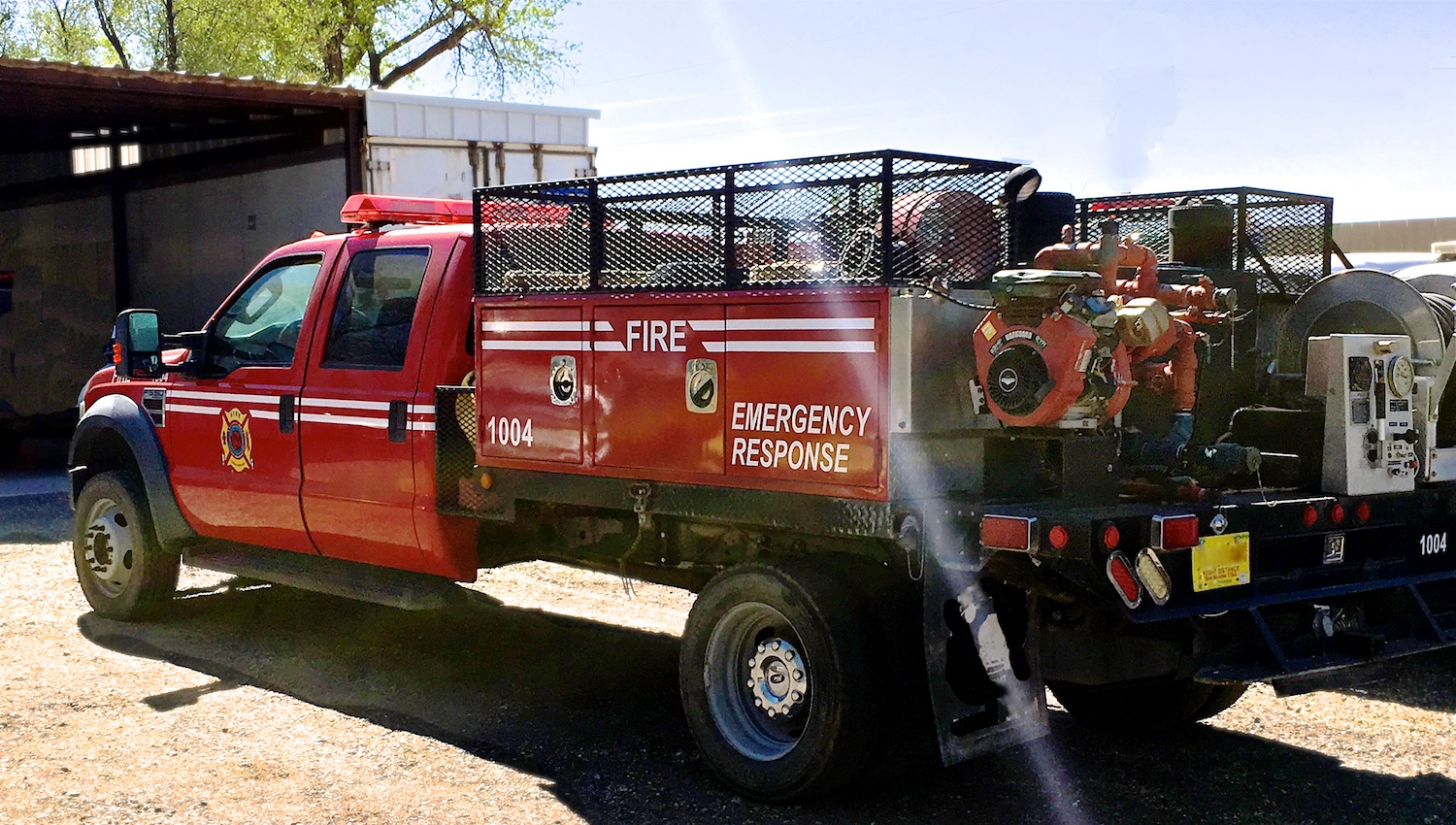 Brush Trucks. Fire suppression support trucks. Call Wayne Elliott for details (505) 328-0909.     ElliottLocationEquipment.com