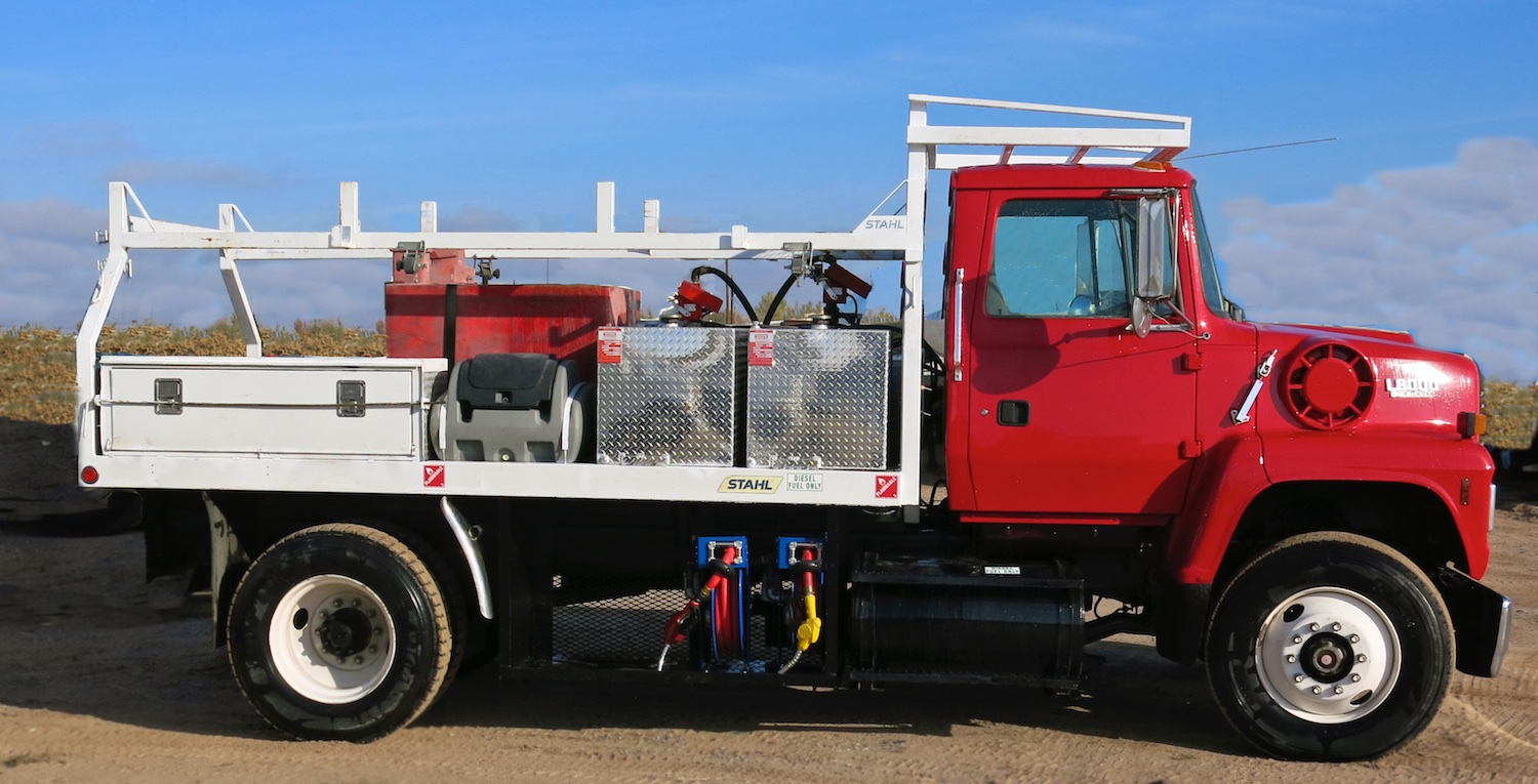 "Fueler Trucks. Combo Fueler Trailers. ""Low Boy"" holds 660 gallons diesel & 75 DEF. Mobile Water Tanks/Water Buffalo. Also see Water Trucks. Call Wayne Elliott for details (505) 328-0909.     ElliottLocationEquipment.com"