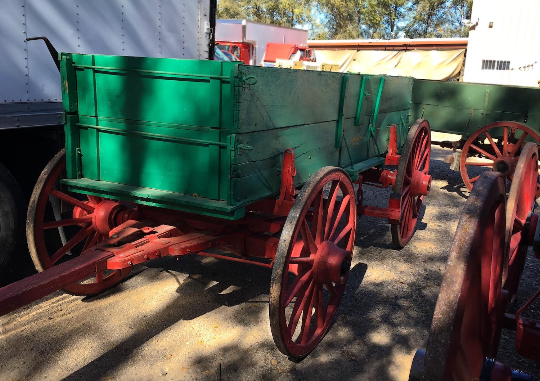 Vintage Buck Board Wagon 6665.jpg