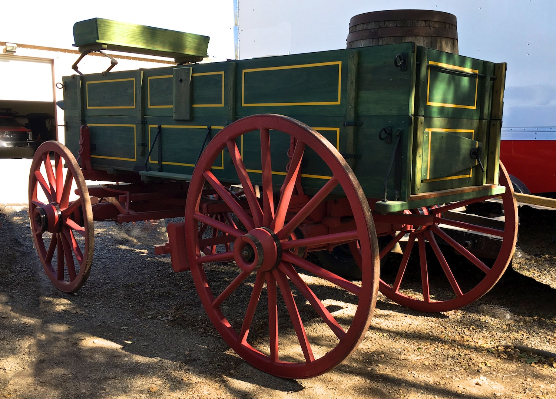 Vintage Buck Board Wagon 6659.jpg