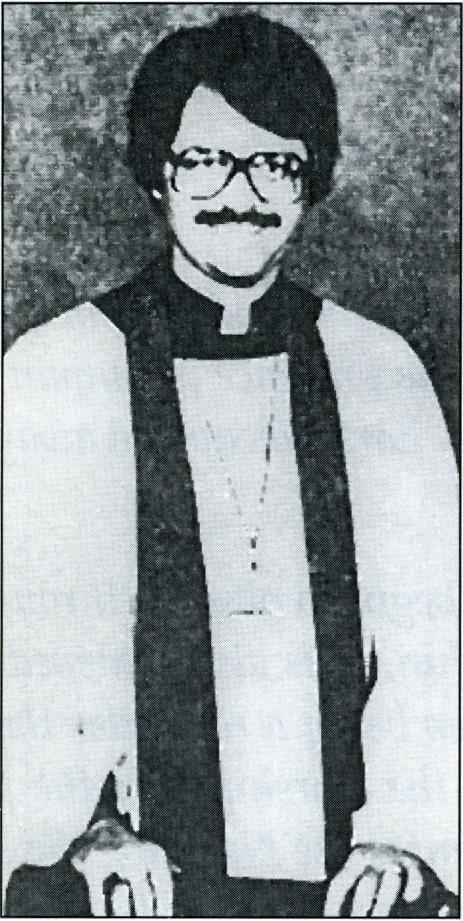 Rev. Dr. Wayne P. Hoffman