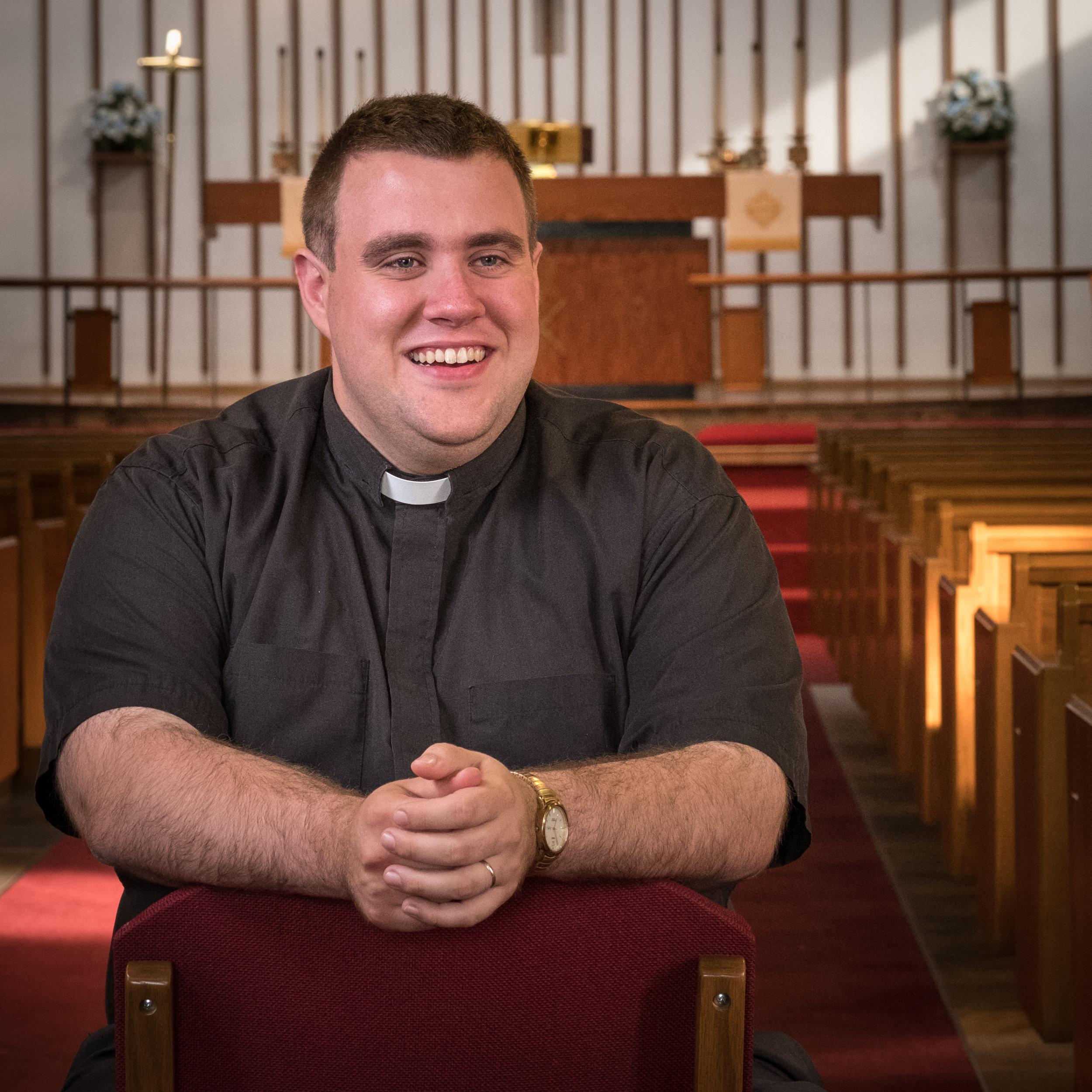 Vicar Joshua Ulm