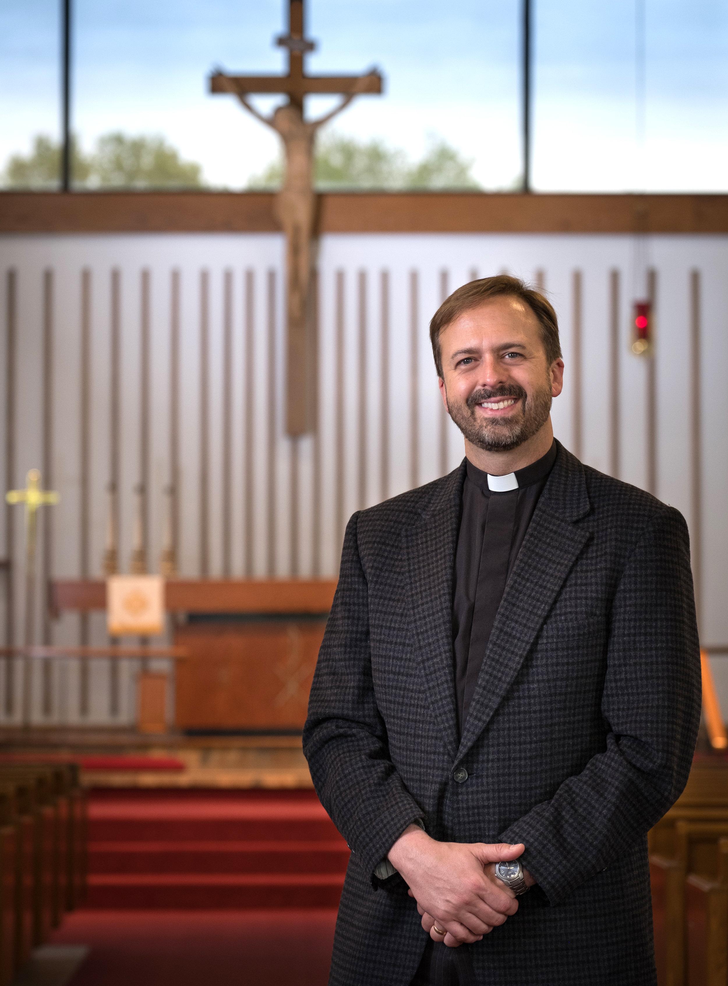 Rev. Dr. Edward O. Grimenstein