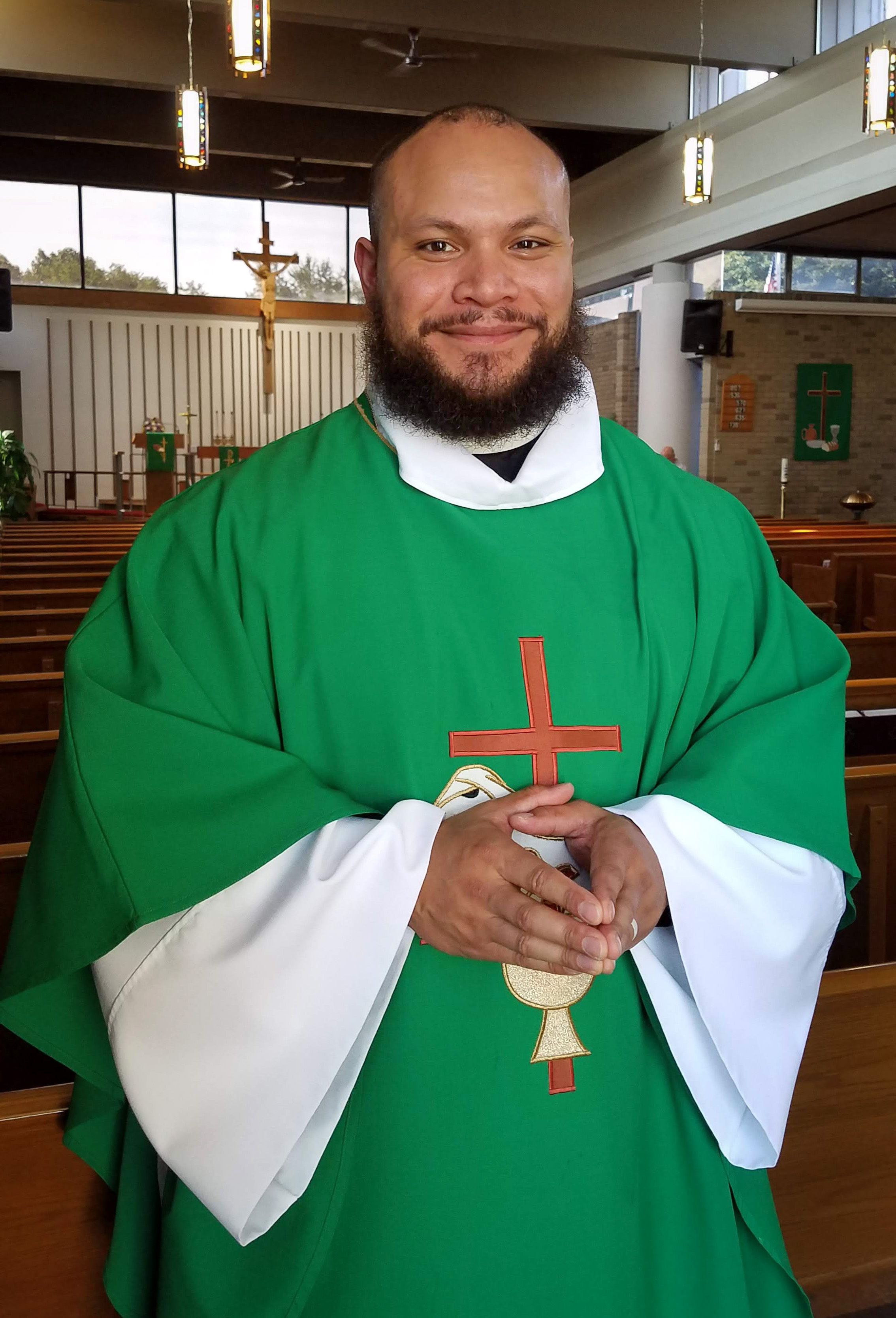 Rev. Amadeus Gandy