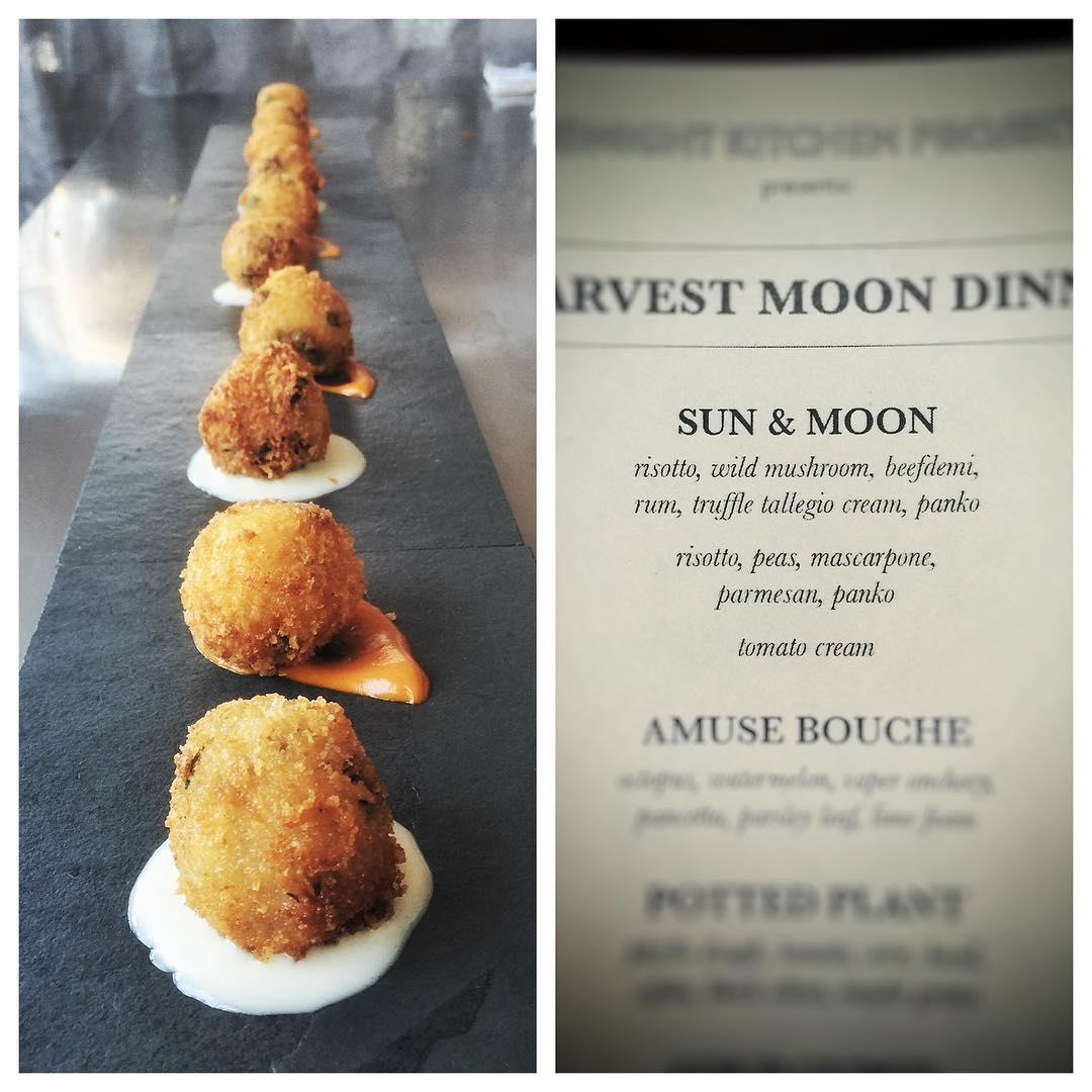 Sun & Moon: photo by Clare Britt