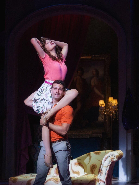 With Michael Evan Williams, Choreo: Sam Hay, Photo: Goat Factory Media