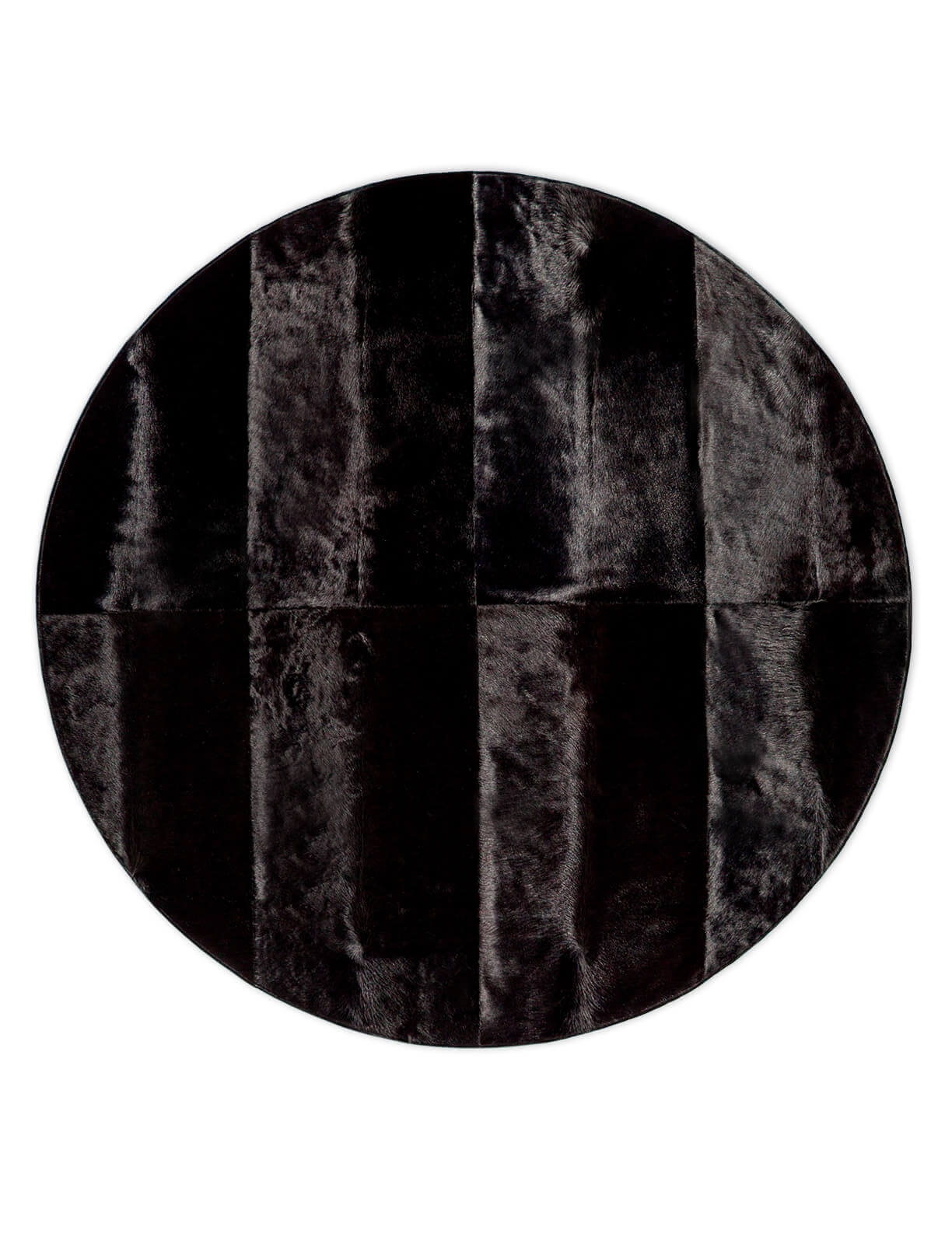 OAK ROUND  shown in Black