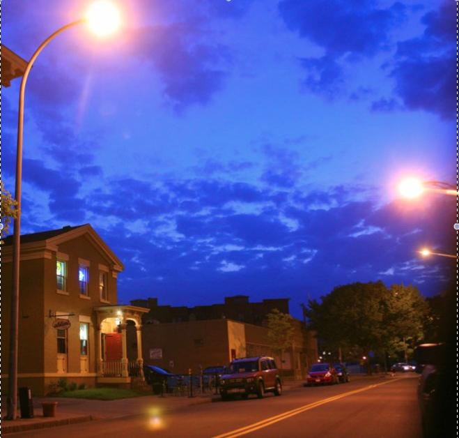 Abilene After Dark...
