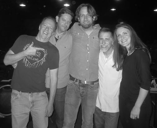 Hayes Carll..and crew