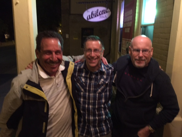 Michael, Danny, Jack