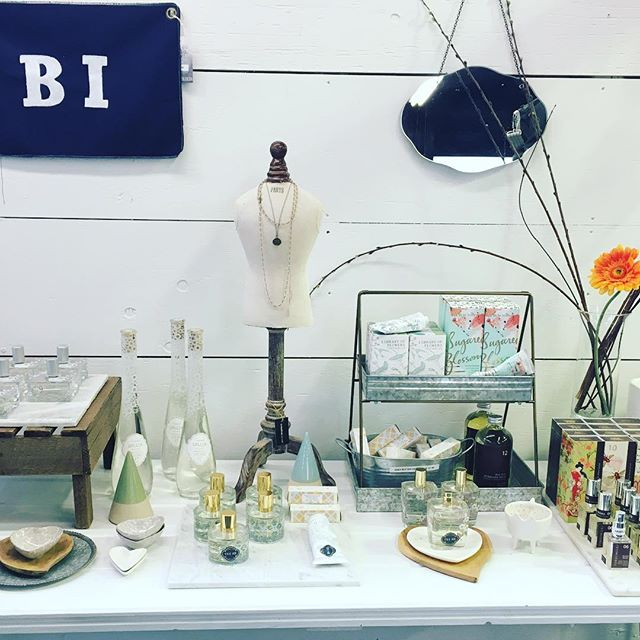 Little shot of some lovely items in the shop.