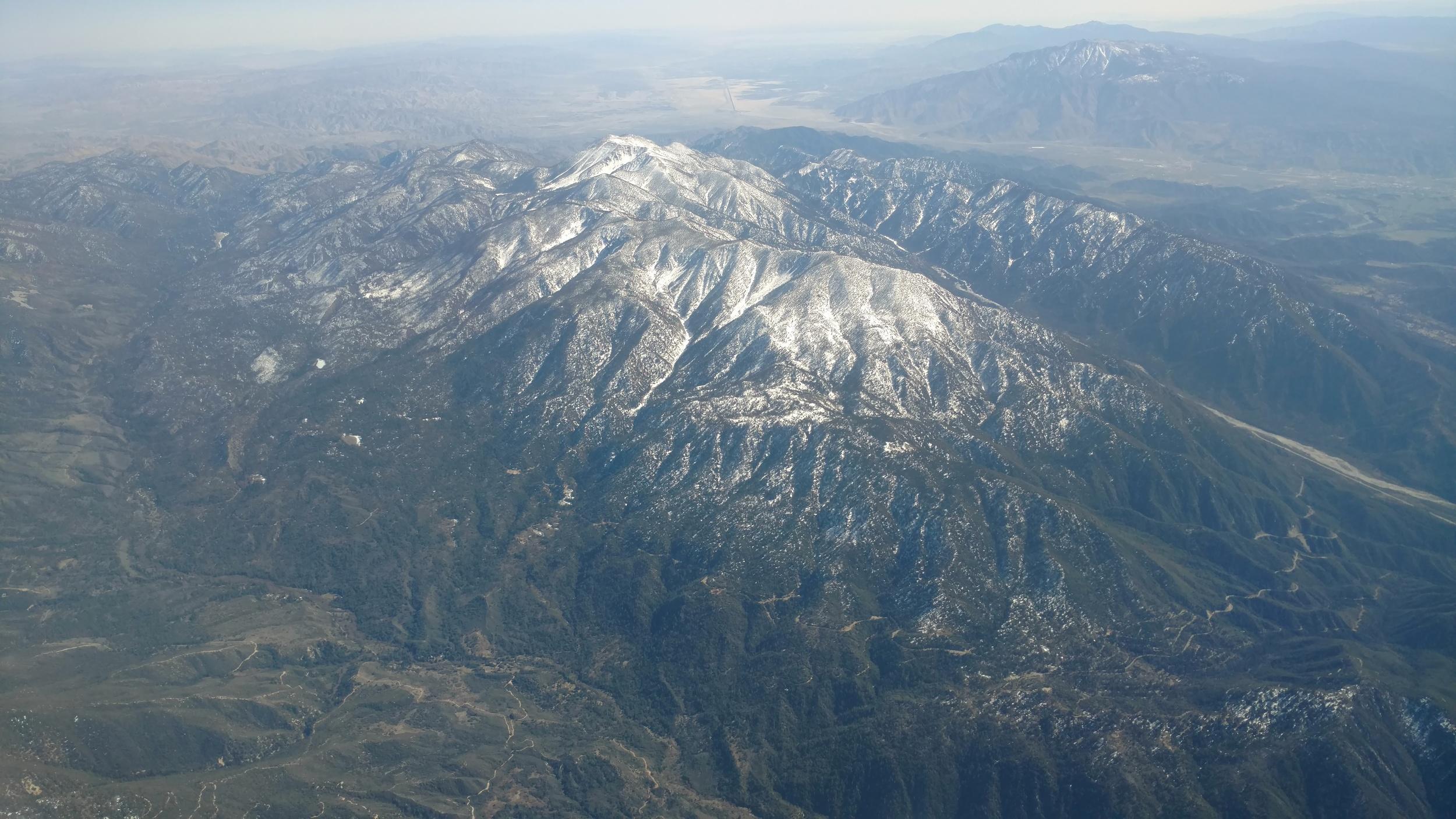 Mount (No Name)