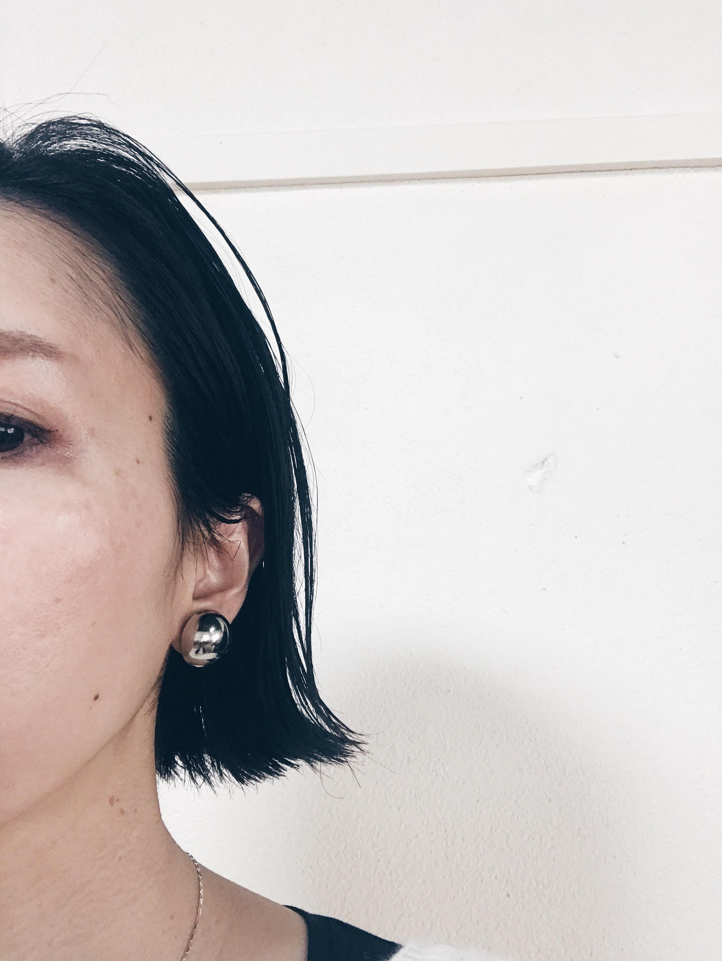 もっと切りたいですが、これ以上切ると毛の量がハンパないんで限界かもです。。。  もっと毛が柔らかくてクセ毛じゃなければといつも思って  ポマードやジェルつけまくってます!  みなさんも色々髪型ご相談下さいませ。。。    今吉 美佳  HAUL PRODUCTS AREA   〒531-0076 大阪市北区大淀中1-13-15   06-4798-8866