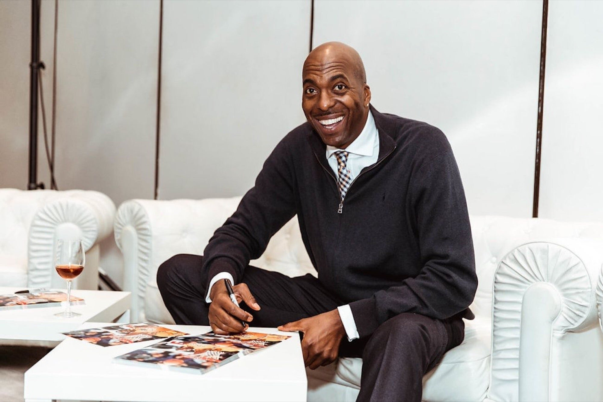 John Salley (Former NBA Player)