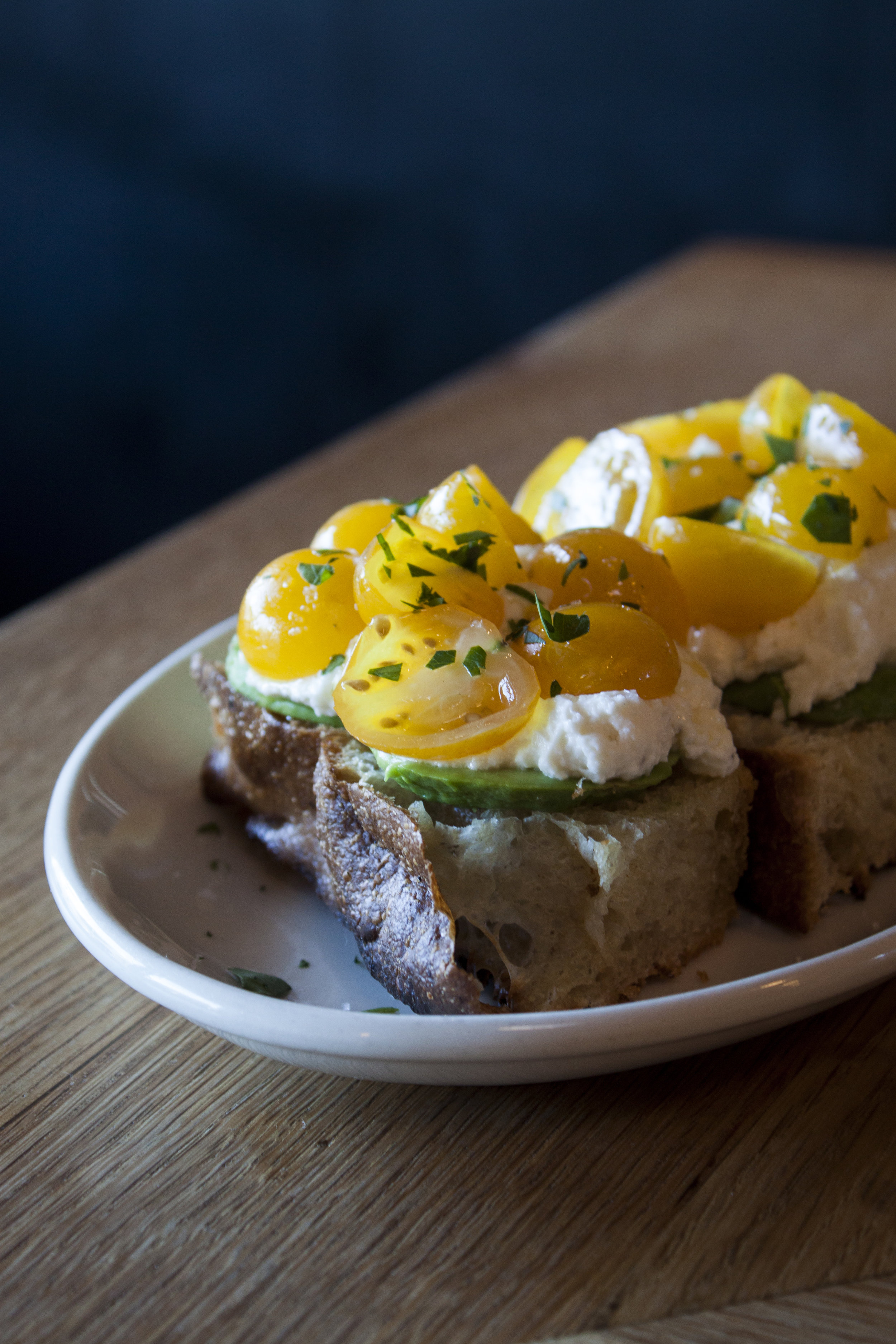Avocado Toast at Odys Penelope. Where to eat avocado toast in LA. Top 10 Food Blogs. Top blog sites.