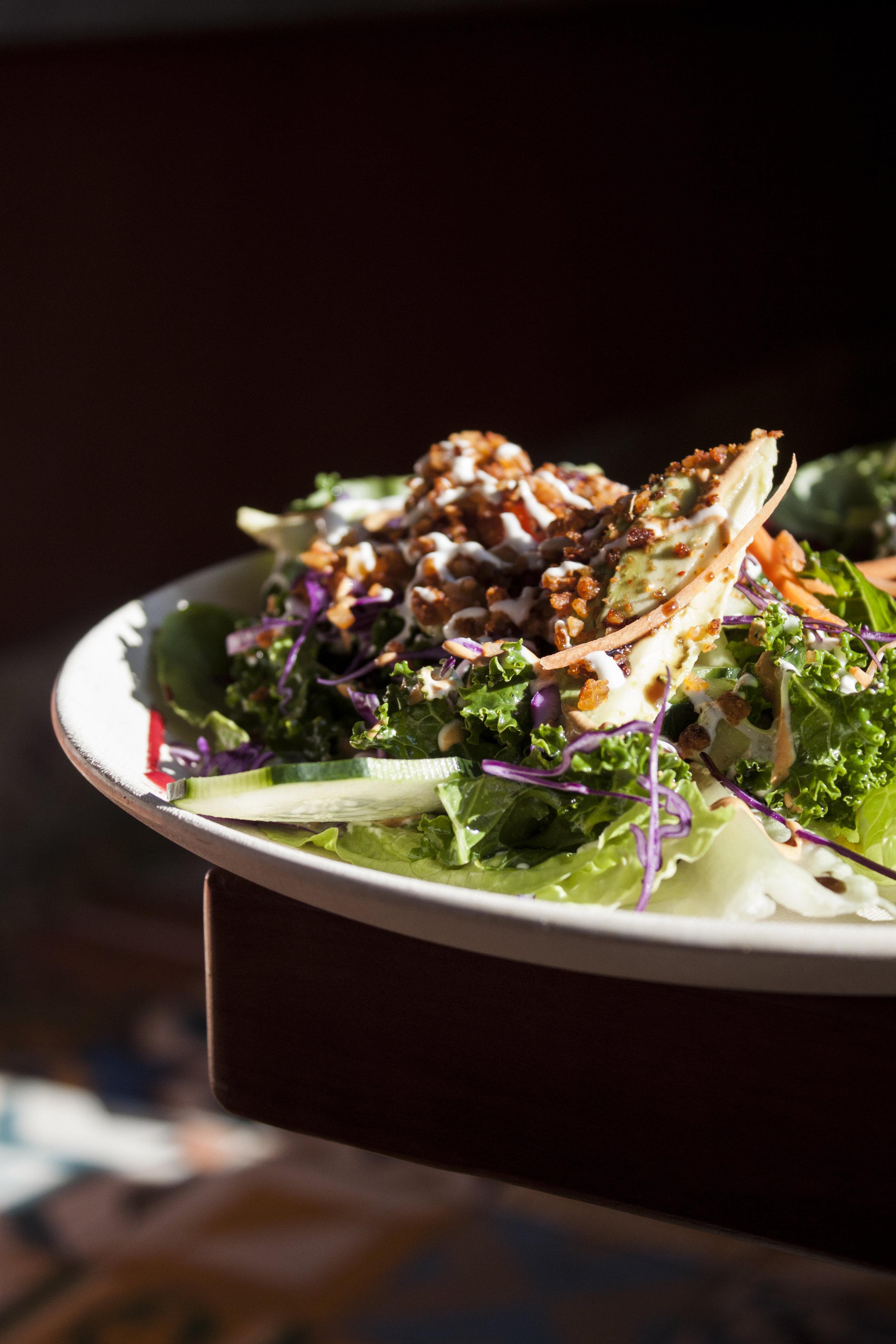 Best vegan restaurants in LA. Wild Living Foods is one of the best raw restaurants in LA. Vegan tacos in LA. Best food blogs LA.