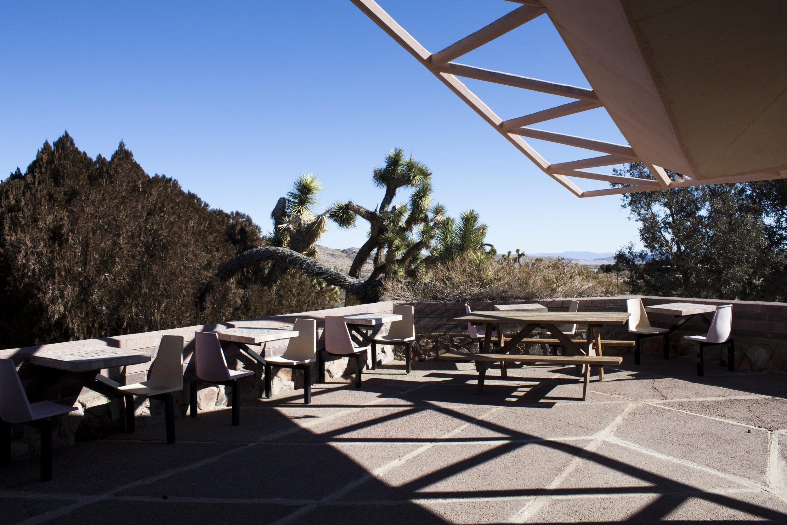 Institute of Mentalphysics Dining Area