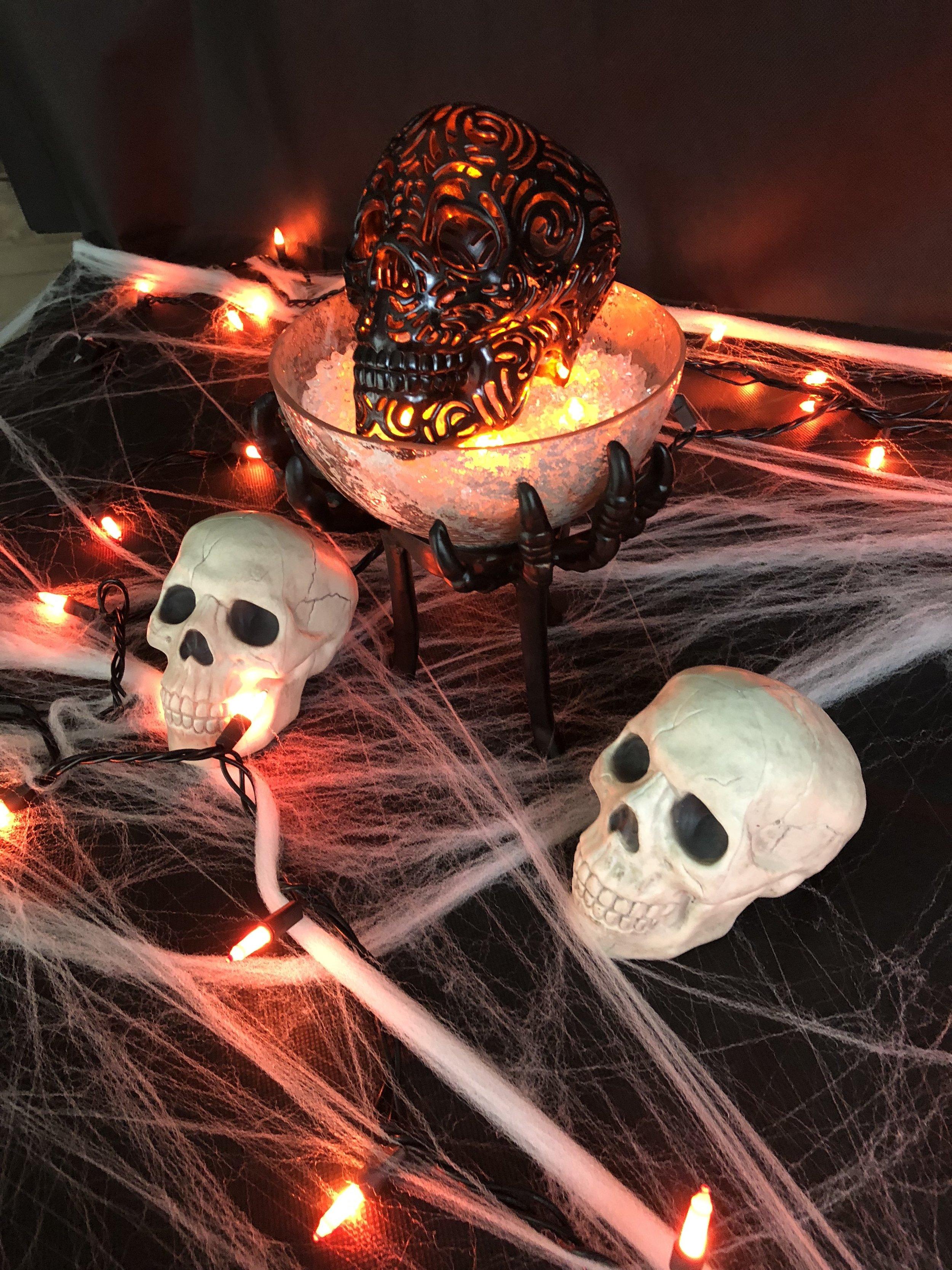 DIY Halloween Project - Galaxy Glass Skulls 3.jpg
