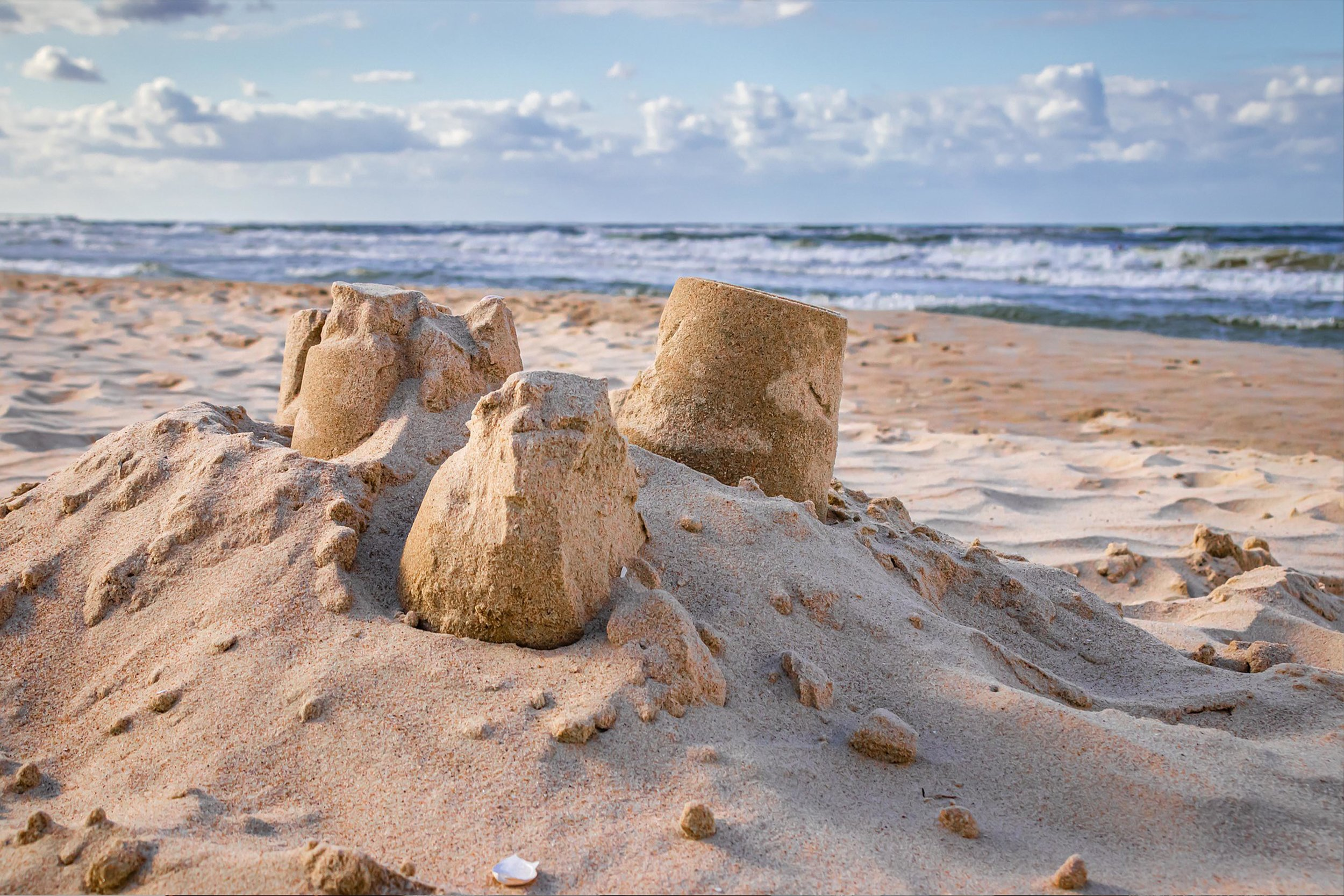BEACH RESTORATION -