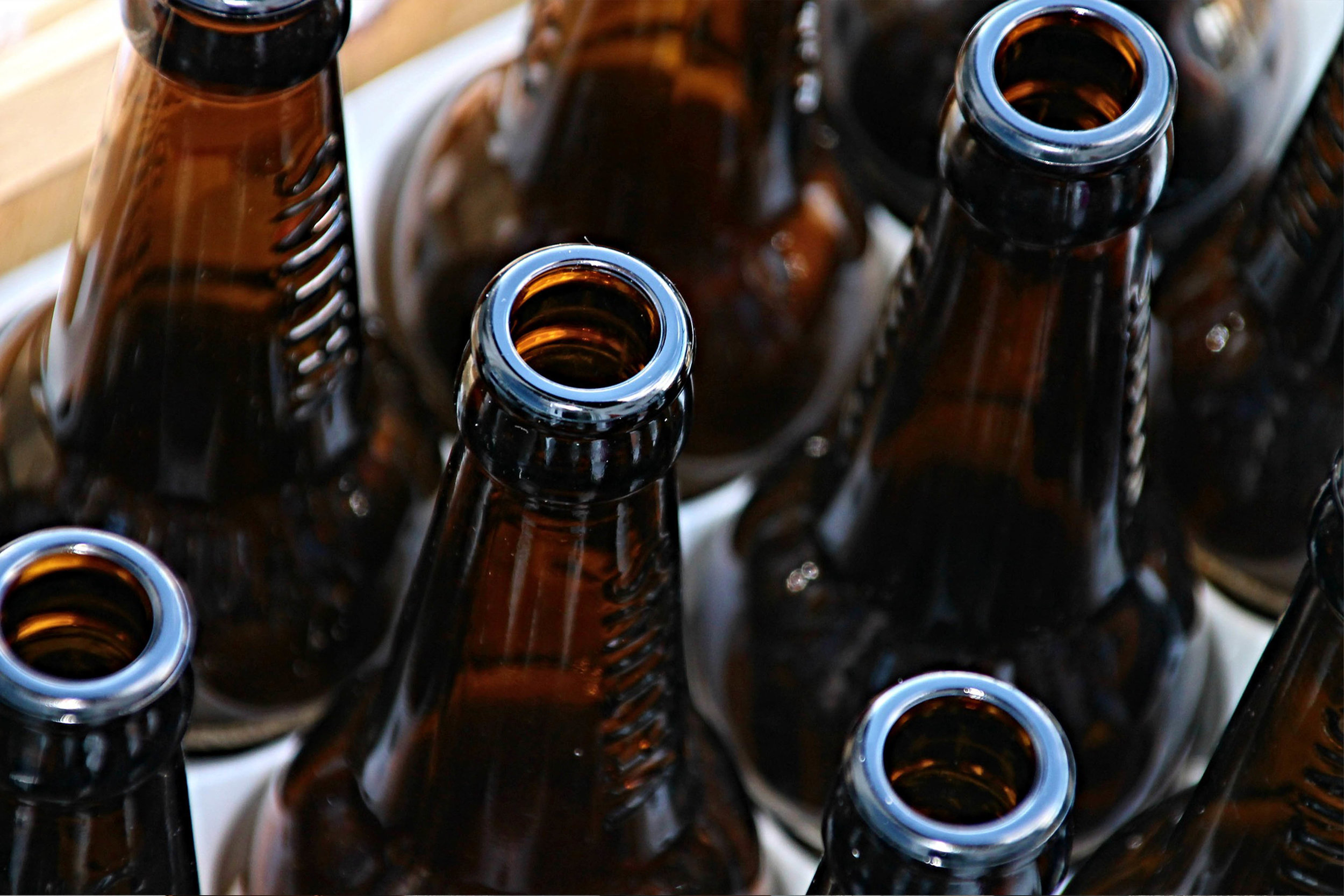 BOTTLE MANUFACTURING -