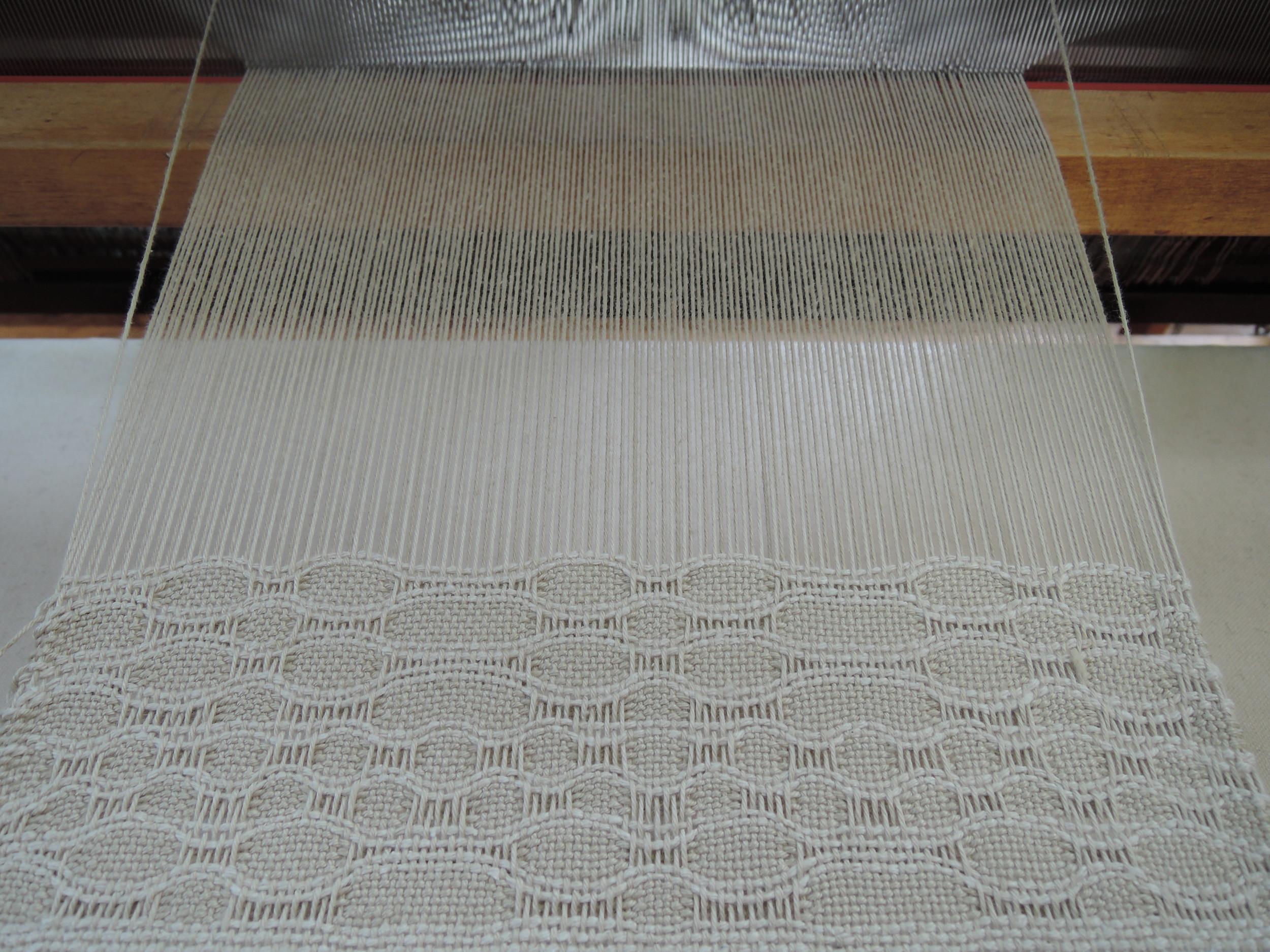 Let the weaving begin!