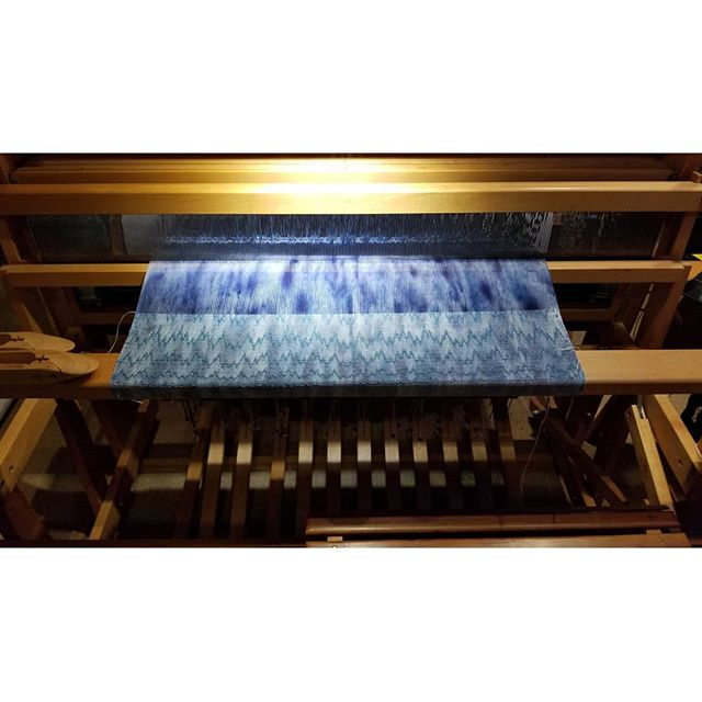 Finalizing my artist talk and preparing for my next weaving adventures!