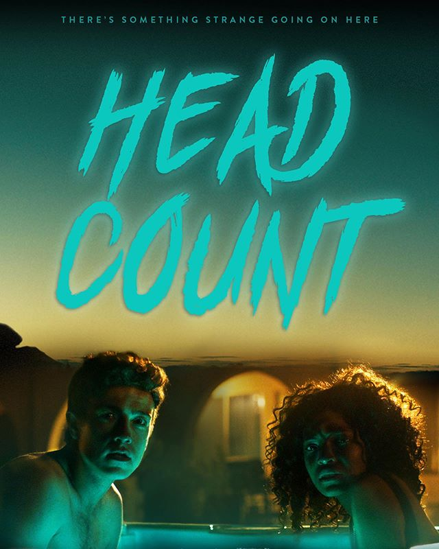 @headcountfilm is officially on @netflix today! And it's Friday the 13th. Coincidence? I think not. Check it out if you haven't already. Link in bio #headcount #movie #netflix #movierelease #fridaythe13th