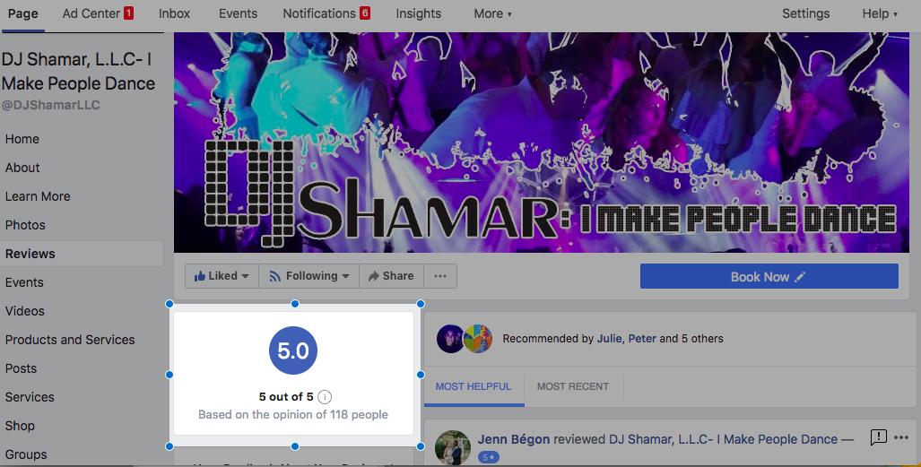 FB Reviews - Detailed Reviews Below:
