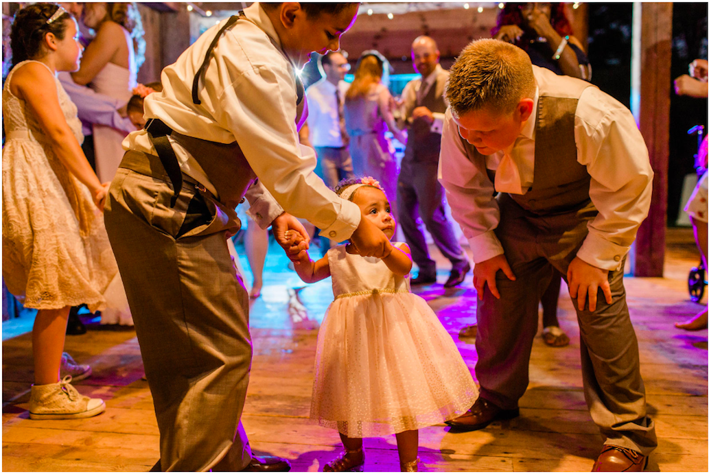 You are never too little to dance. - DJ Shamar, L.L.C