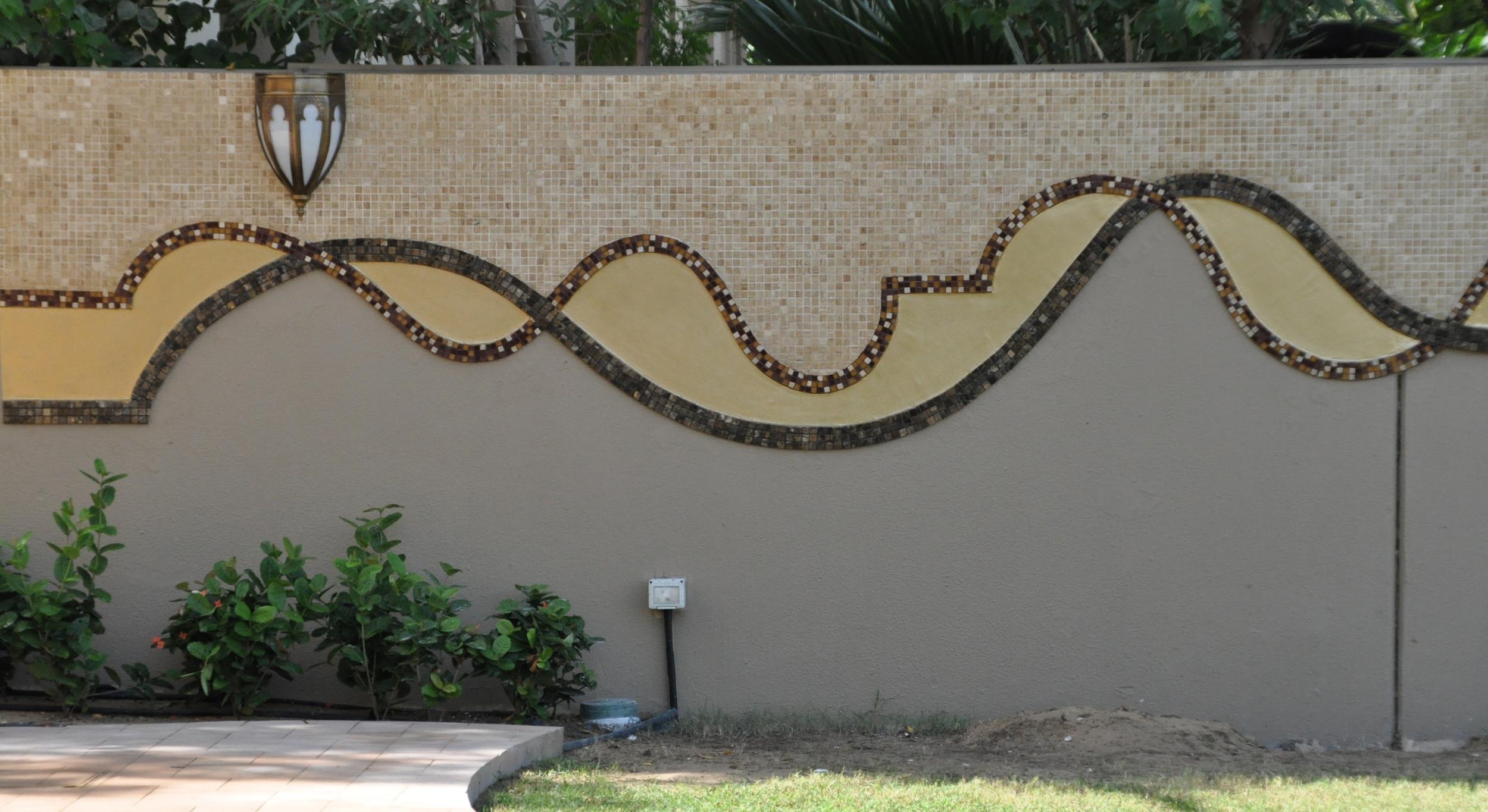 Garden Wall (Closeup 1)